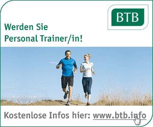 Personal Trainer Ausbildung BTB