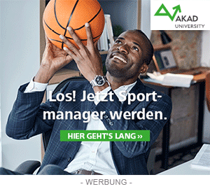 Sportmanager werden AKAD